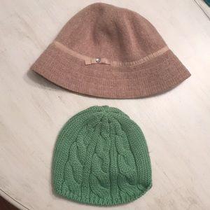 Gap hat and beanie